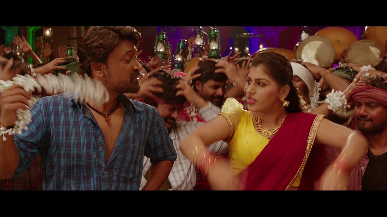 யாஷிகா ஆனந்த் நடனமாடியிருக்கும் 'கழுகு-2' படத்தின் 'சகலகலாவல்லி' பாடல் காட்சி..!