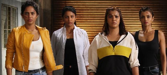 மக்களுக்காக போராடும் நான்கு பெண்களின் கதை 'கன்னித்தீவு'..!