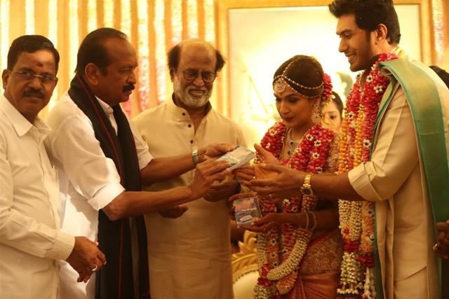 செளந்தர்யா ரஜினி-விசாகன் திருமணப் புகைப்படங்கள்..!
