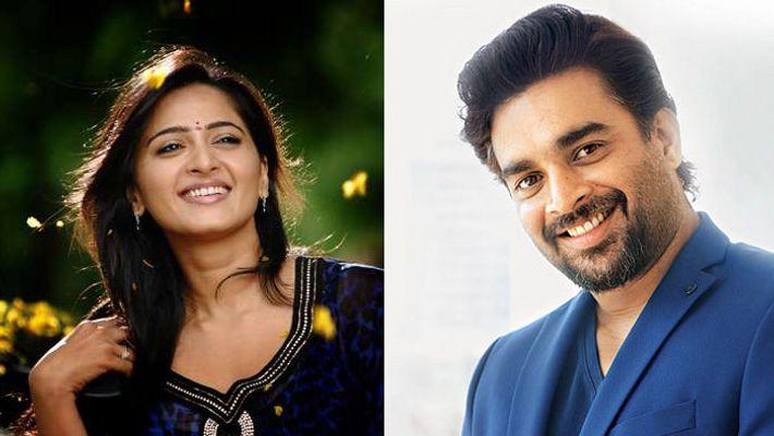 மாதவன்-அனுஷ்கா ஷெட்டி நடிக்கும் புதிய திரைப்படம்..!