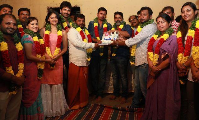ஆதி-ஹன்சிகா-பாலக் லல்வாணி இணைந்து நடிக்கும் 'பார்ட்னர்' திரைப்படம்