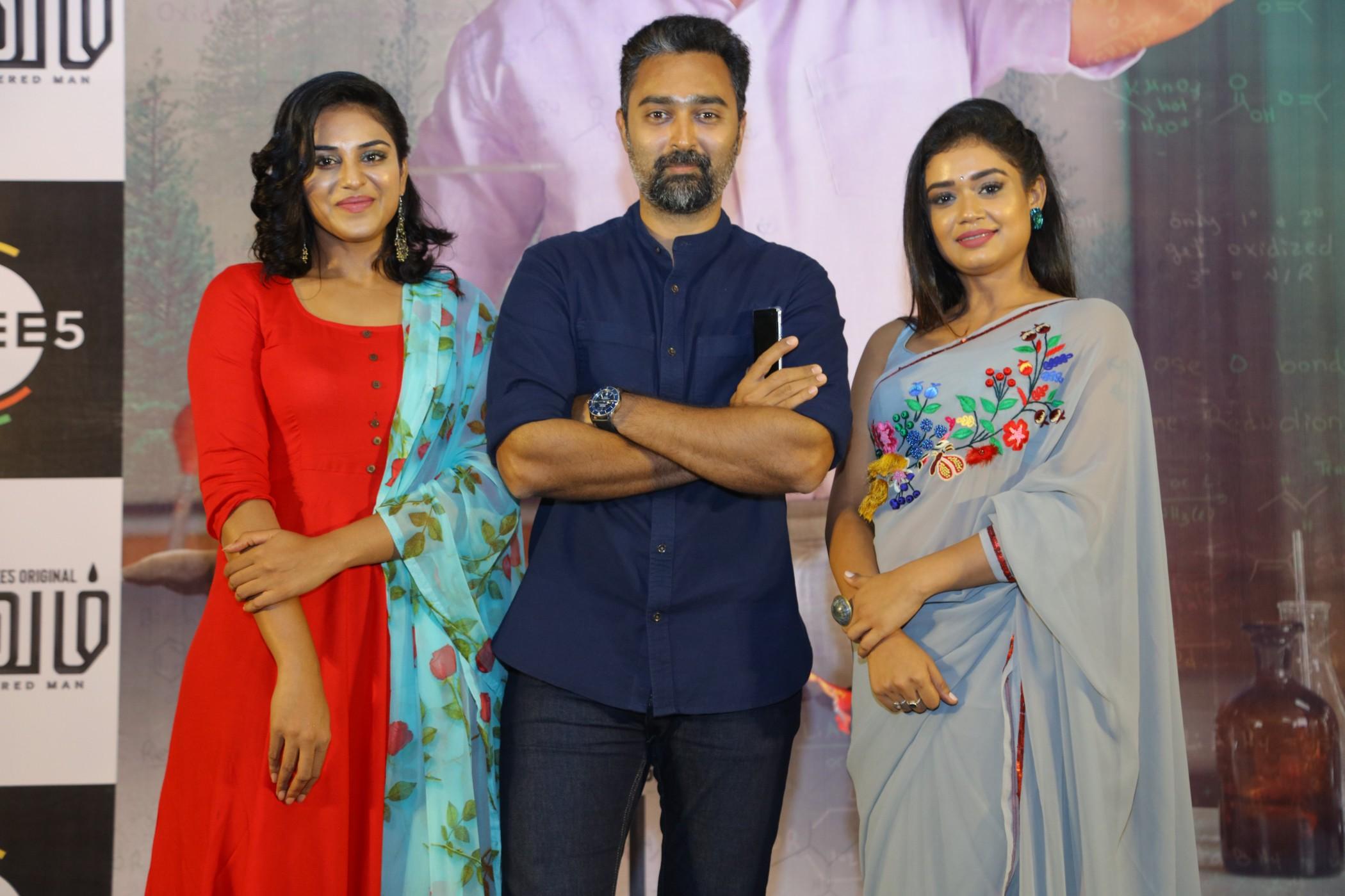 பிரசன்னா நடிக்கும் 'திரவம்' வெப் சீரிஸ்