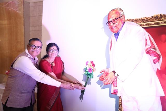 கவிதாலயா நிறுவனம் நடத்திய கே.பாலசந்தரின் 89-வது பிறந்த நாள் விழா