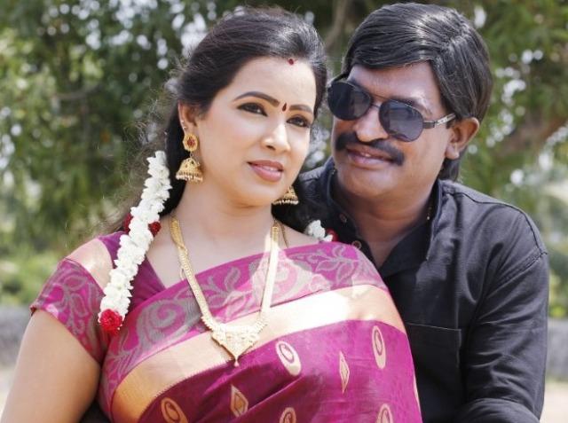 'கலக்கல் ஸ்டார்' பரமேஸ்வரர் நடித்திருக்கும் 'சாதனை பயணம்' திரைப்படம்..!