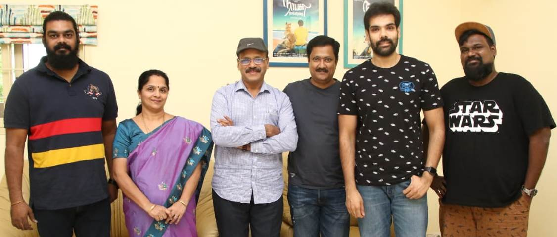'பாப்டா' தனஞ்செயன் தயாரிப்பில் சிபிராஜ் நடிக்கும் புதிய திரைப்படம்..!