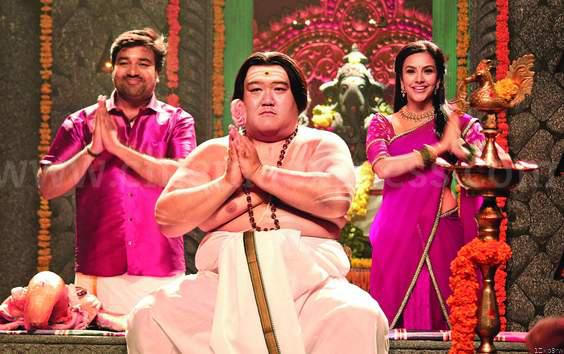 'மிர்ச்சி' சிவா நடித்துள்ள 'சுமோ' திரைப்படம் நவம்பரில் வெளியாகிறது..!