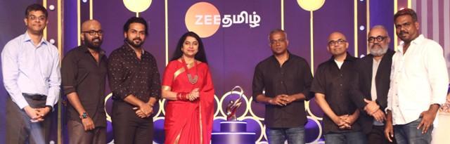ZEE தமிழ் சினி அவார்ட்ஸ்-2020 – அறிமுக விழா..!