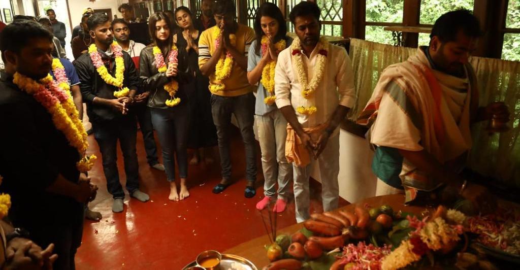 பிந்து மாதவியின் நடிப்பில் ரஞ்சித் ஜெயக்கொடி இயக்கும் புதிய திரைப்படம்..!