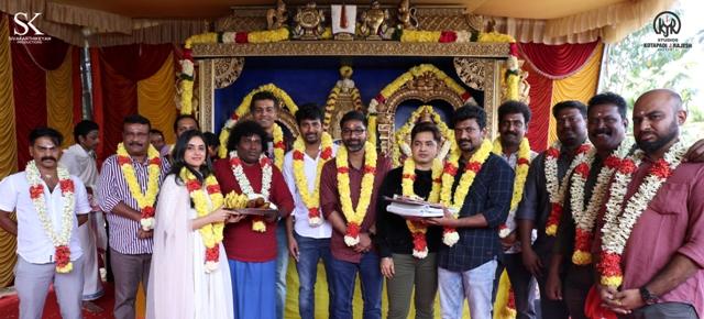 சிவகார்த்திகேயன் நடிக்கும் 'டாக்டர்' படம் துவங்கியது