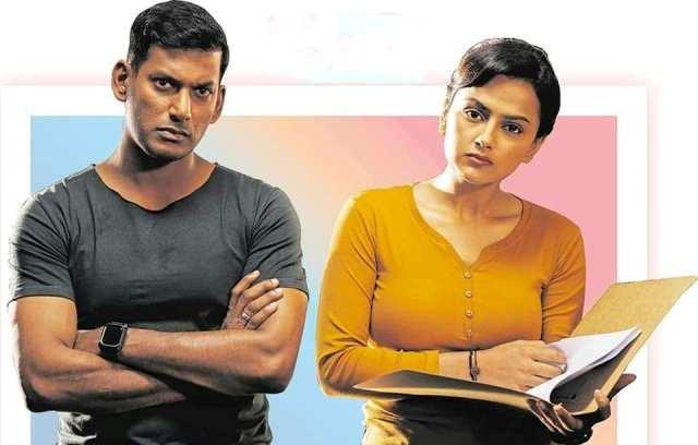 விஷால் நடிக்கும் 'சக்ரா' படத்தின் டீஸர் விரைவில் வெளியாகும்..!