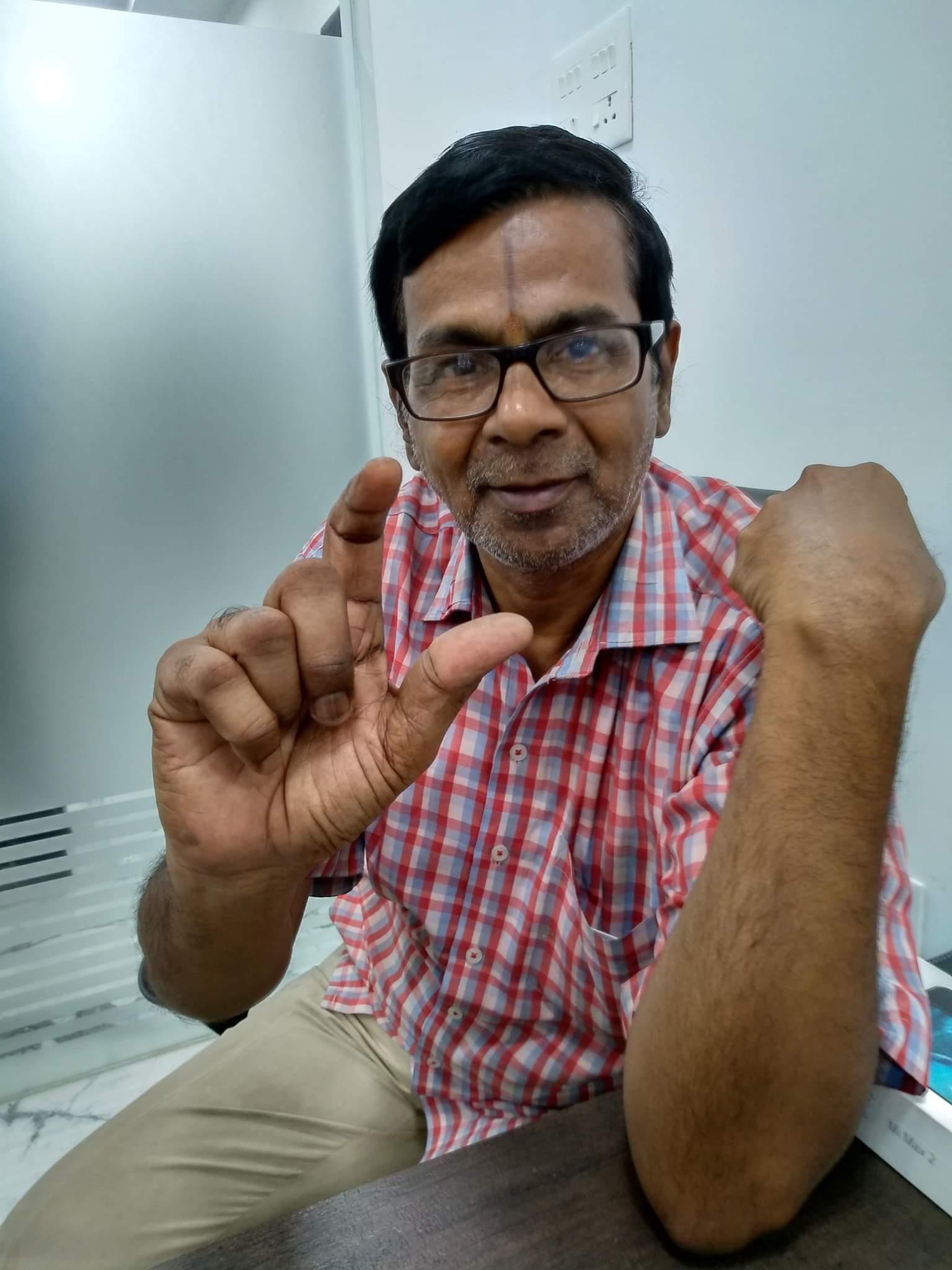 மூத்த பத்திரிகையாளர் திரு.மேஜர்தாசன் அவர்களுக்கு அஞ்சலி..!!!