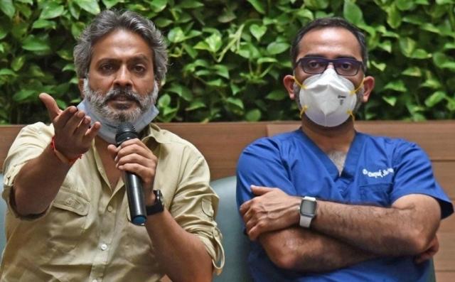 """""""அஜீத் வந்தால் என்ன.. வராமல் போனால் என்ன..?"""" – கொதித்தெழுந்த எஸ்.பி.பி.சரண்..!"""