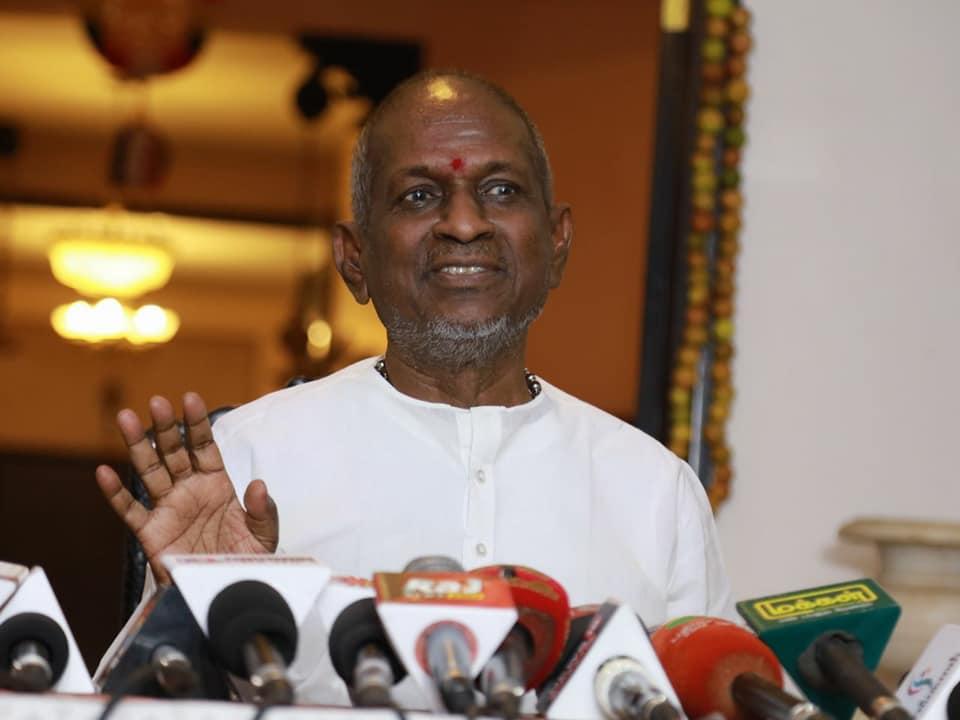 50 லட்சம் ரூபாய் நஷ்ட ஈடு கேட்டு பிரசாத் ஸ்டூடியோ மீது இளையராஜா வழக்கு