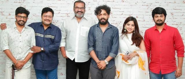 சத்யஜோதி நிறுவனம் தயாரிப்பில் நடிகர் 'ஹிப் ஹாப்' ஆதி நடிக்கும் 'அன்பறிவு'..!