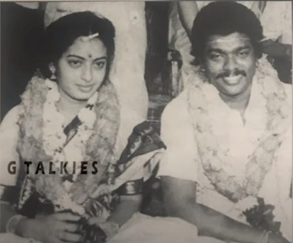 நடிகர் பார்த்திபன் – நடிகை சீதா திருமணம் நடந்தது எப்படி..?