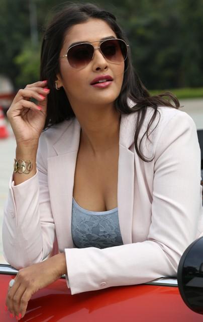 'எக்கோ' திரைப்படத்தில் ஸ்ரீகாந்துடன் ஜோடி சேர்ந்த பூஜா ஜாவேரி..!