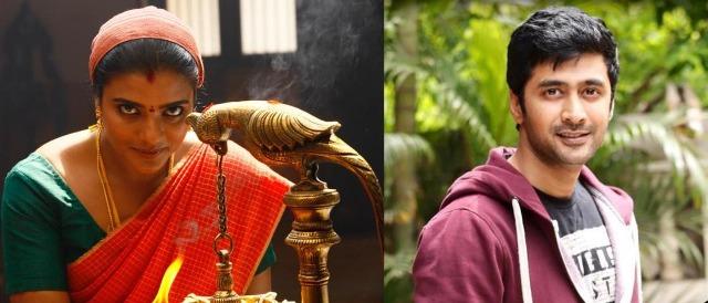 'தி கிரேட் இந்தியன் கிச்சன்' ரீமேக்கில் ஐஸ்வர்யா ராஜேஷ் ஜோடியாக ராகுல் ரவீந்திரன் நடிக்கிறார்