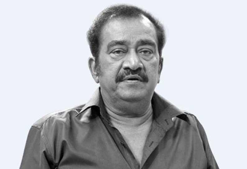 தமிழ்த் திரைப்பட நடிகர் பாண்டு காலமானார்