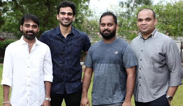 நடிகர் அசோக் செல்வன் 3 நாயகிகளுடன் நடிக்கும் புதிய திரைப்படம்