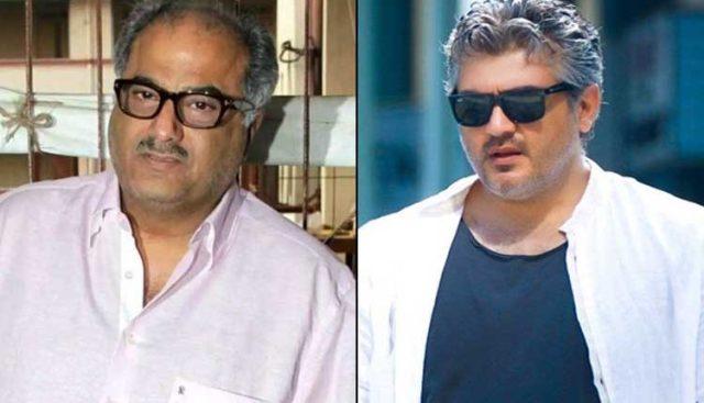 போனி கபூர்-வினோத் கூட்டணிக்கு மீண்டும் கால்ஷீட் கொடுக்கிறாரா அஜீத்..?