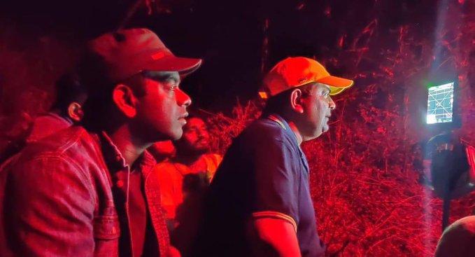 மிஷ்கின் இயக்கும் 'பிசாசு-2' படத்தின் படப்பிடிப்பு மீண்டும் துவங்கியது