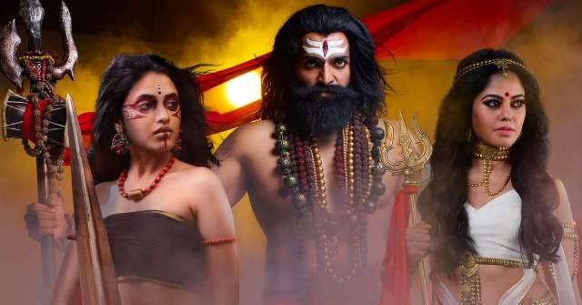 பிந்து மாதவி, பிரியங்கா அருள் மோகன் நடிக்கும் 'மாயன்'