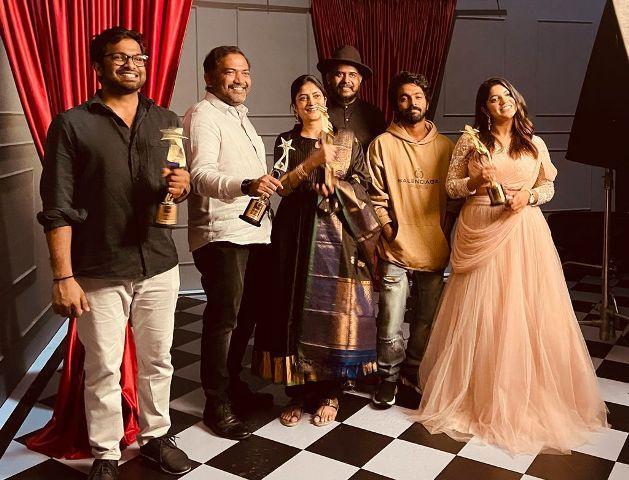 'சூரரைப் போற்று' படத்திற்கு 7 சைமா திரைப்பட விருதுகள் கிடைத்துள்ளன